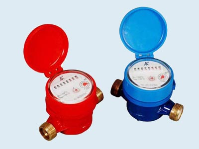 Single jet hot water meters Factory ,productor ,Manufacturer ,Supplier